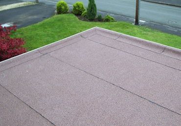 Built-Up Felt Flat Roofs