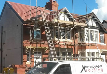 Domestic Roofing Contractors